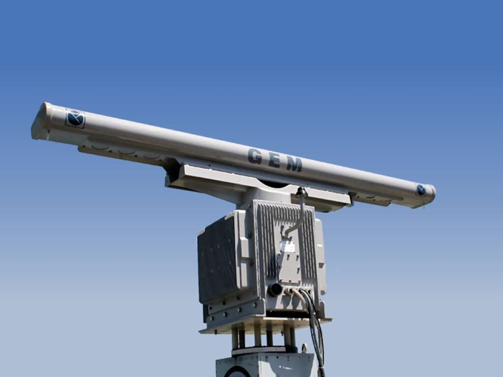 low probability of intercept radar
