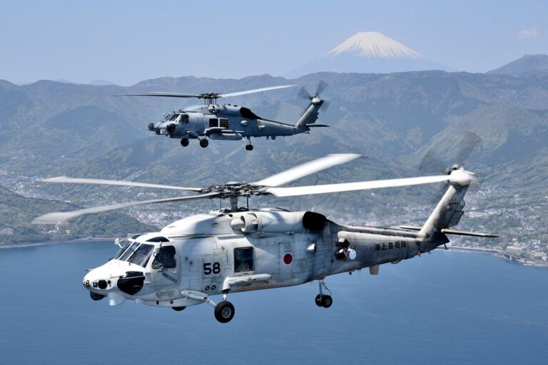 Japan launches first joint military drill with United States, France