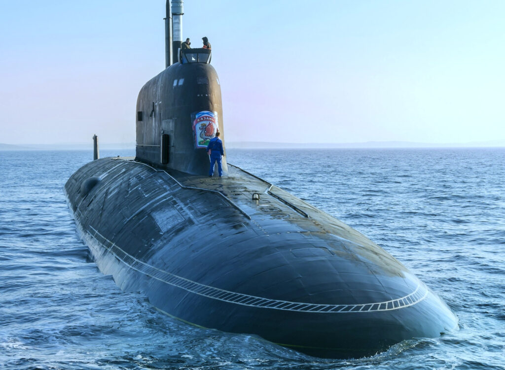 kazan yasen m - naval post- naval news and information