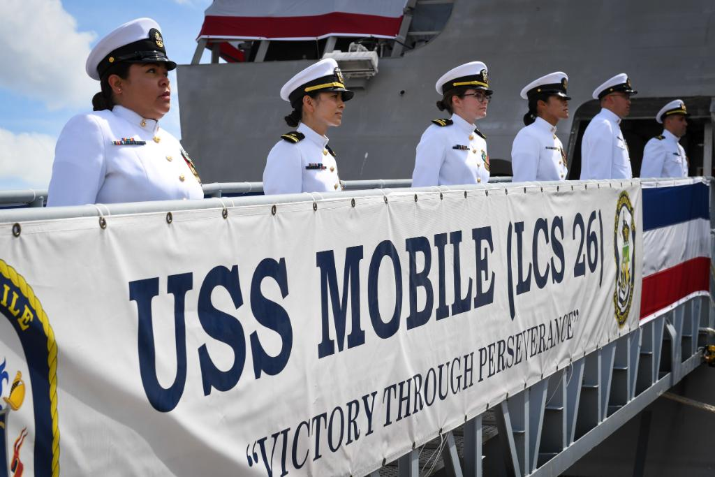 littoral combat ship uss mobile 2 - naval post- naval news and information