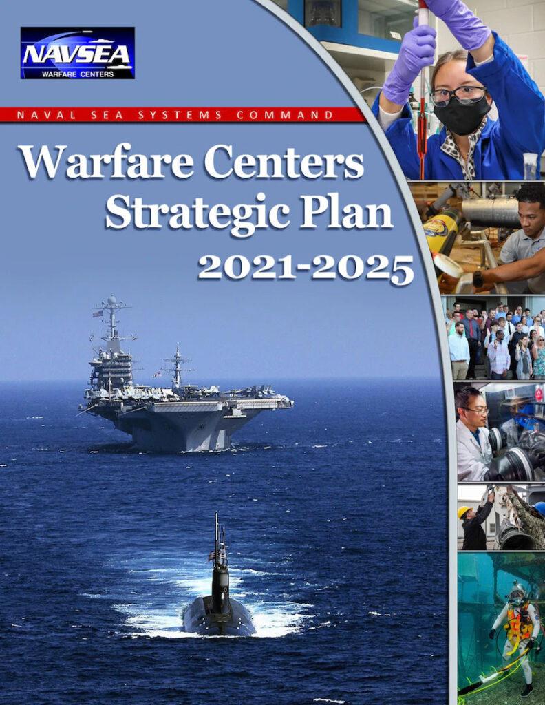 navsea strategic plan - naval post