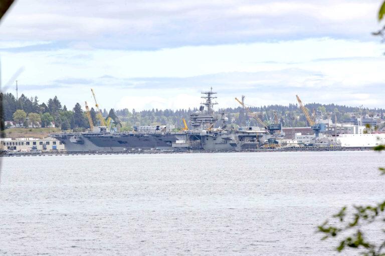 U.S. carrier Nimitz begins Planned Incremental Availability