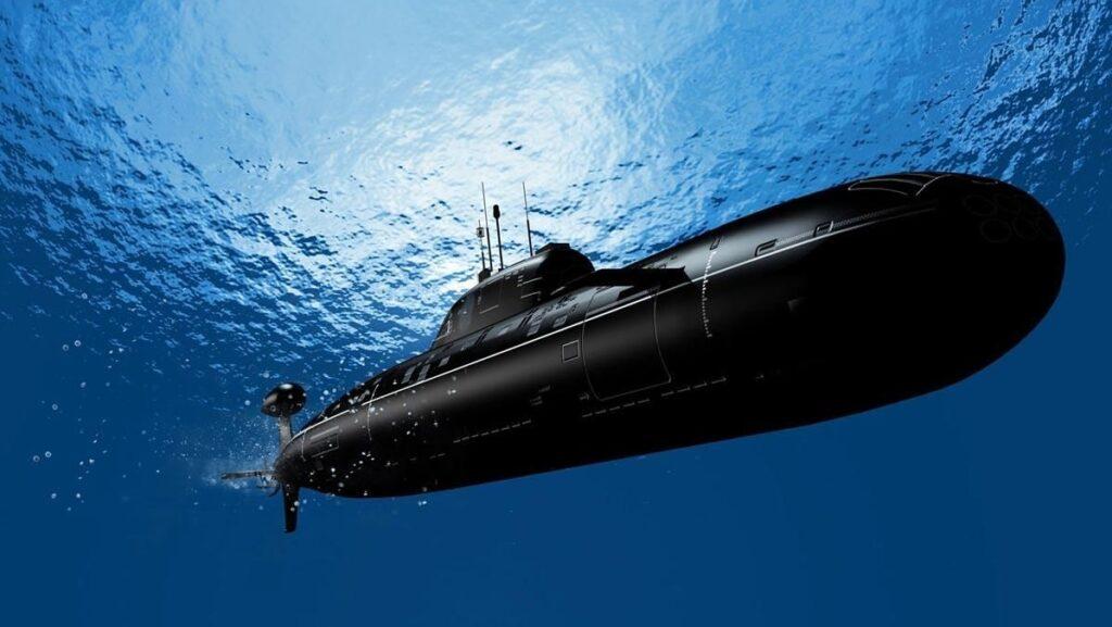 submarine underwater 1 - naval post- naval news and information