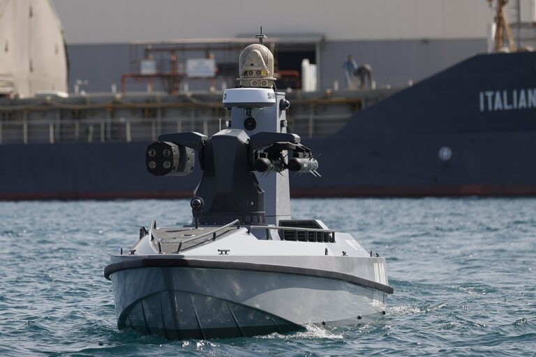 Turkey's 1st indigenous USV ULAQ completes sea acceptance tests
