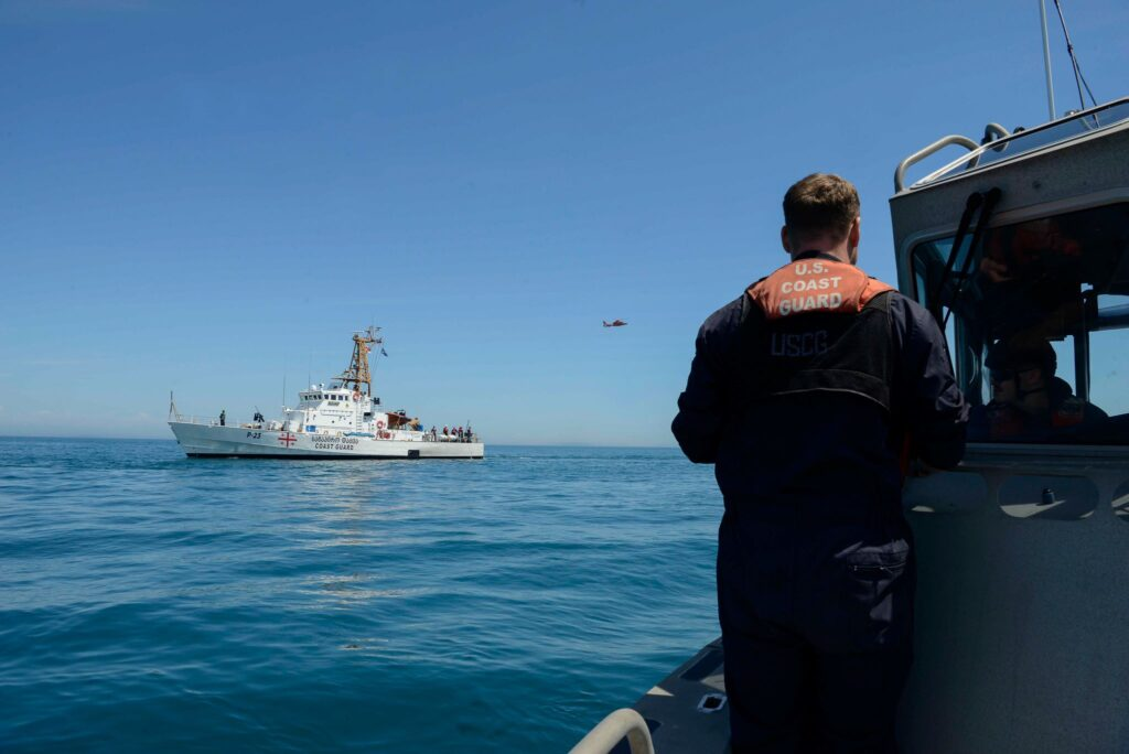 uscgc hamilton 10 - naval post