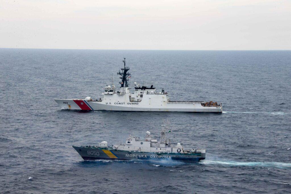 uscgc hamilton 6 - naval post