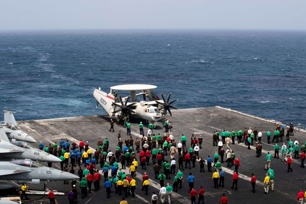 uss abraham lincoln - naval post- naval news and information