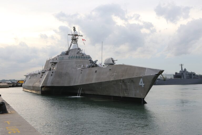 GDMS awards a huge contract from Northrop Grumman to support LCSs