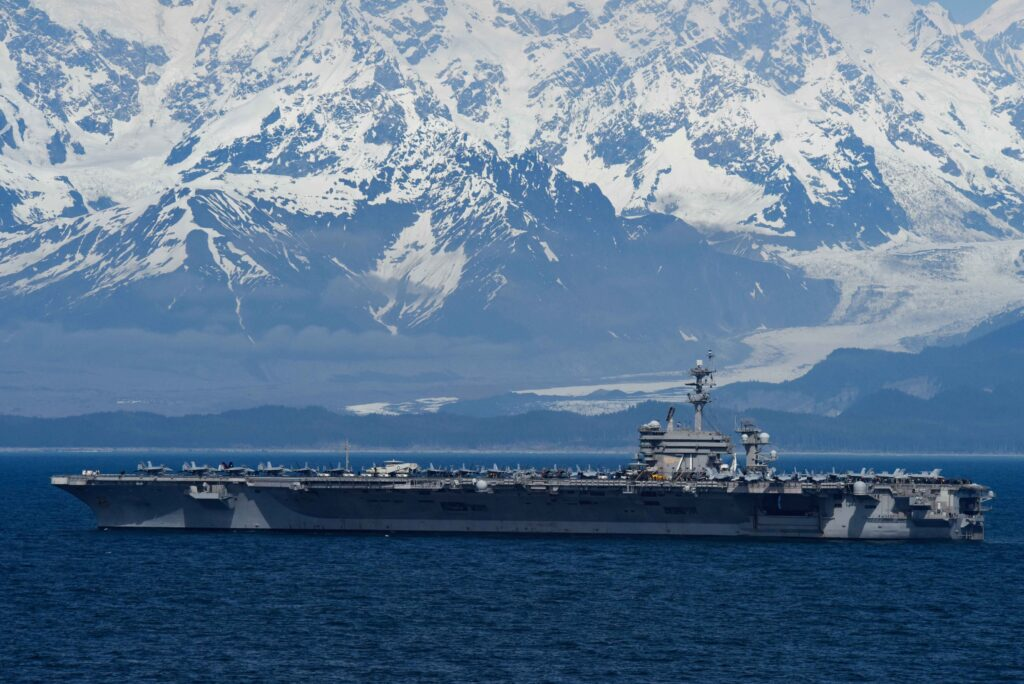 uss theodore roosevelt - naval post- naval news and information
