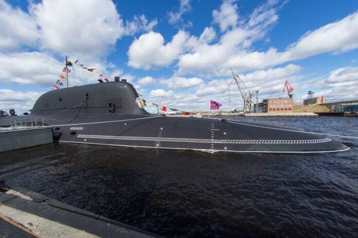 Project 885M Yasen M Class Submarine Kazan