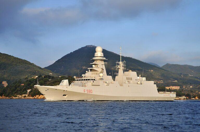 Fincantieri to provide 8 frigates to Indonesia