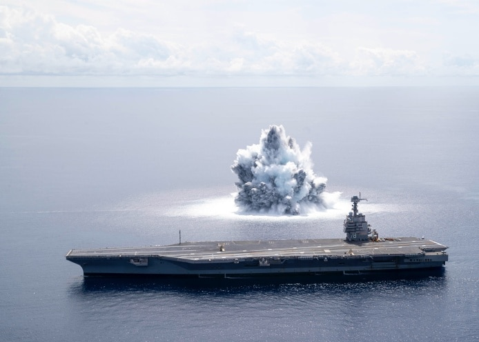 The New Threats Affecting Aircraft Carriers