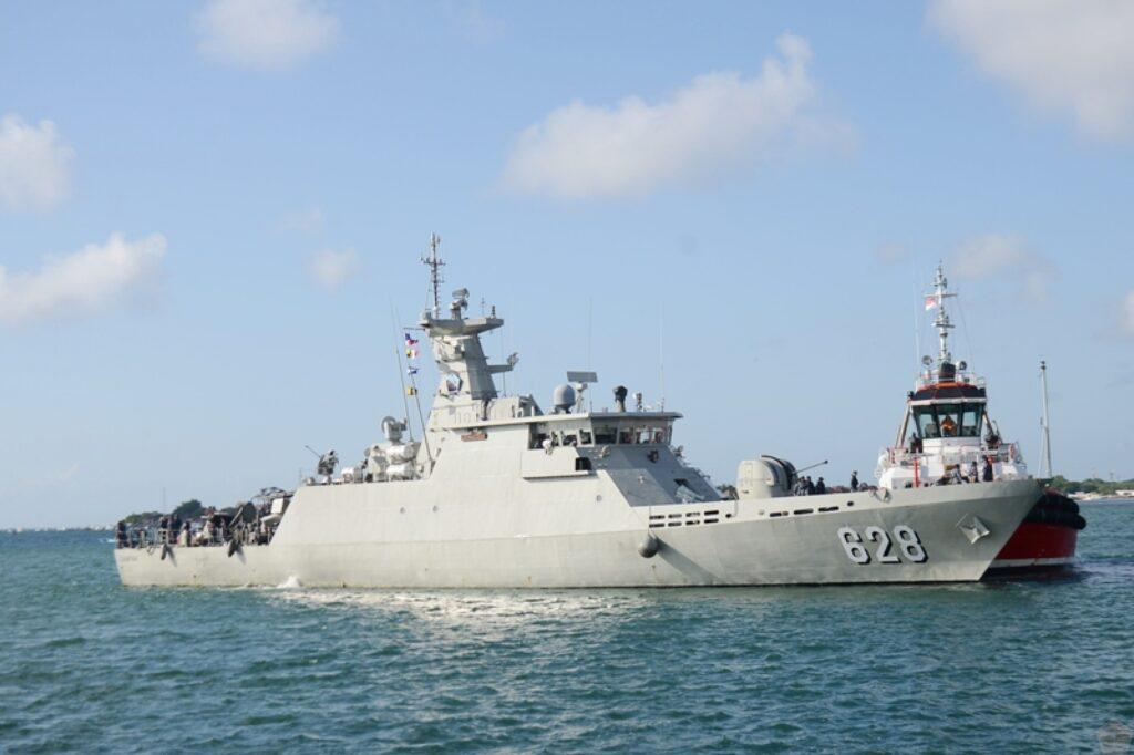 kri sampari 628 - naval post- naval news and information