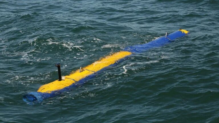 GDMS Receives $72.8M Contract to Retrofit Knifefish UUVs