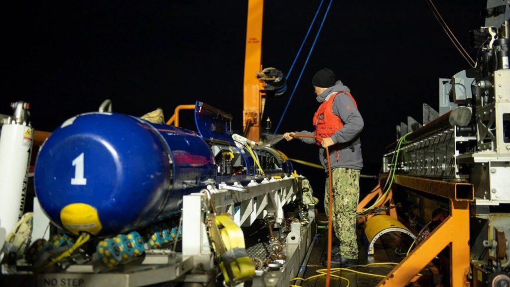 knifefish uuv 2019 testing 2 - naval post- naval news and information