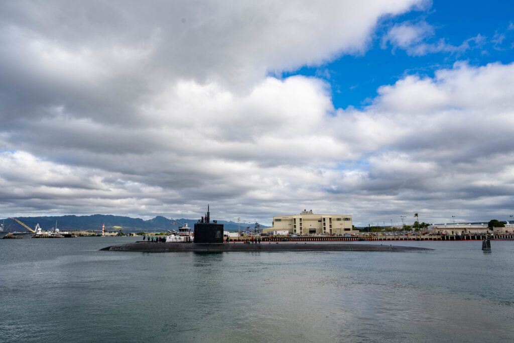 multiple submarines departed joint base pearl harbor-hickam to participate in exercise agile dagger 2021 (ad21), june 3.