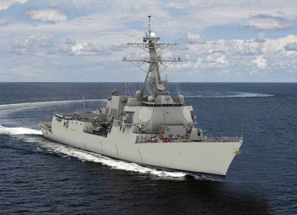 uss jack h. lucas ddg 125 - naval post- naval news and information
