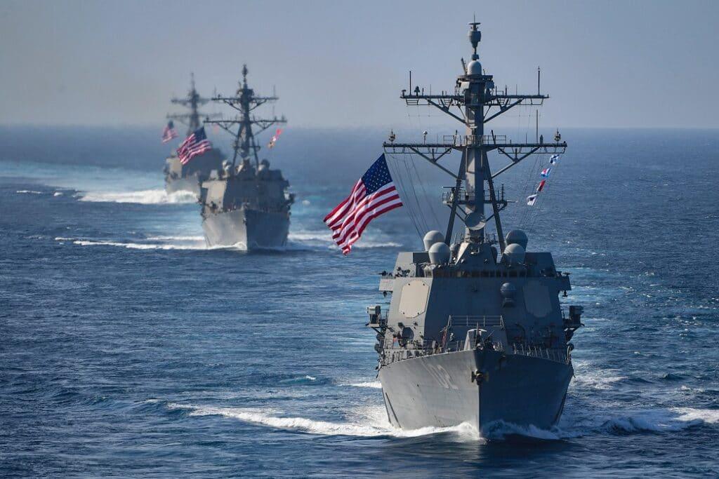 arleigh burke - naval post- naval news and information