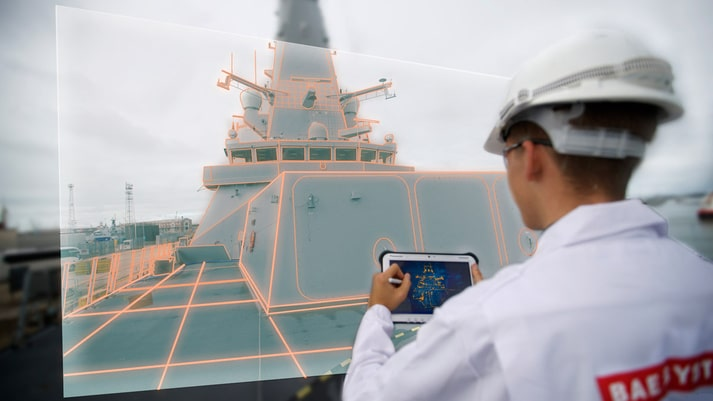 BAE Systems to provide Data Management System to Royal Navy