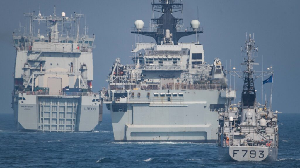 baltops 50 3 1 - naval post- naval news and information