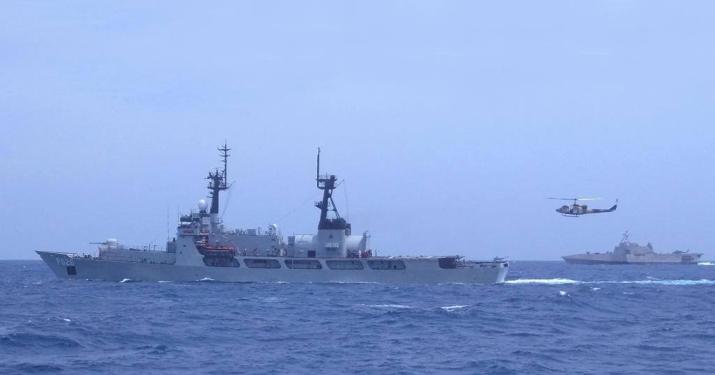 carat sri lanka (photo: us navy)
