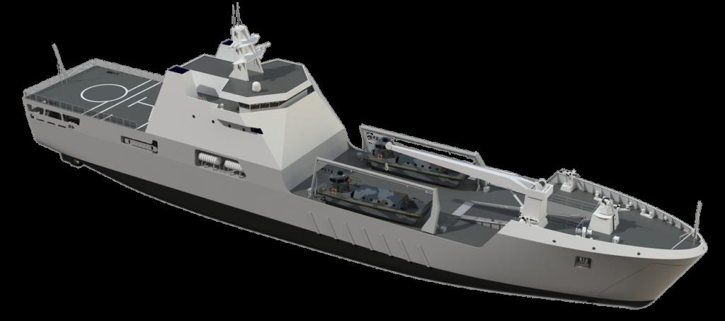 damen landing ship transport - naval post- naval news and information