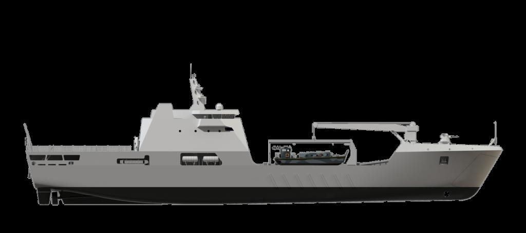 damen landing ship transport 100 - naval post- naval news and information