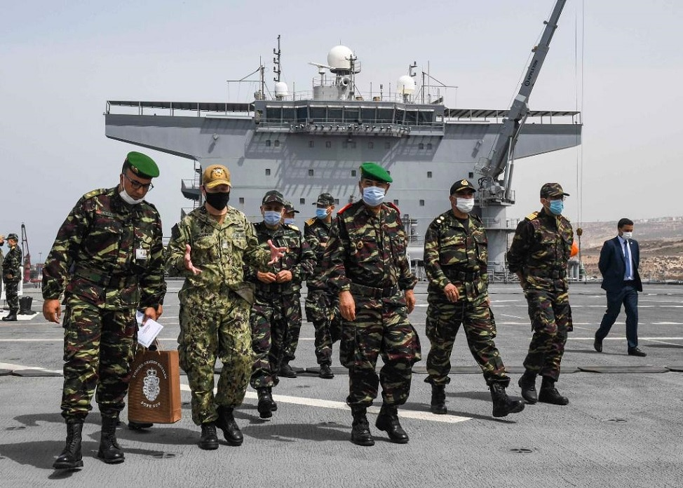 exercise african lion 21 - naval post- naval news and information