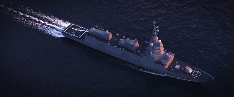Navantia offers F-110 class frigates to the Hellenic Navy