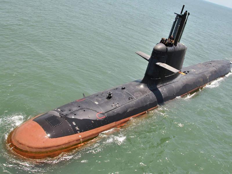 kalvari class submarine - naval post- naval news and information