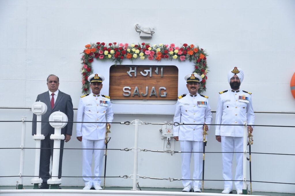 opv sajag indian coast guard 2 - naval post- naval news and information
