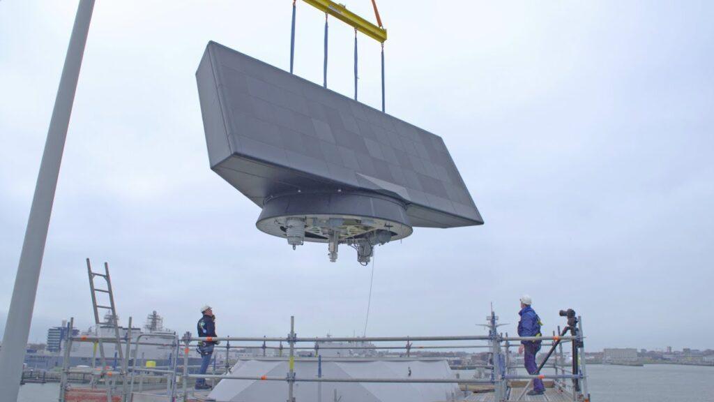 smart l mm radar - naval post