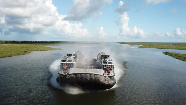 Textron Systems delivers 3nd Ship to Shore Connector to the U.S. Navy