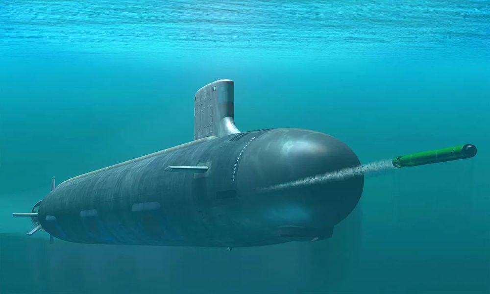submarine launching torpedo - naval post- naval news and information