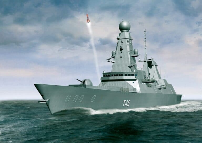 Sea Viper is the turning point for the Anti Air Warfare