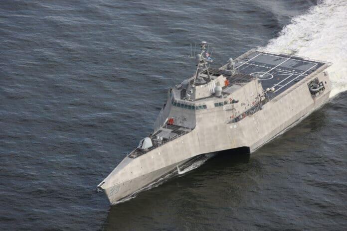 USS Savannah (LCS 28)