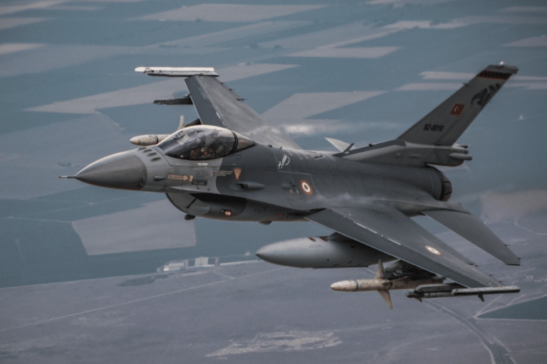 NATO assets conduct air defence drills in the Black Sea