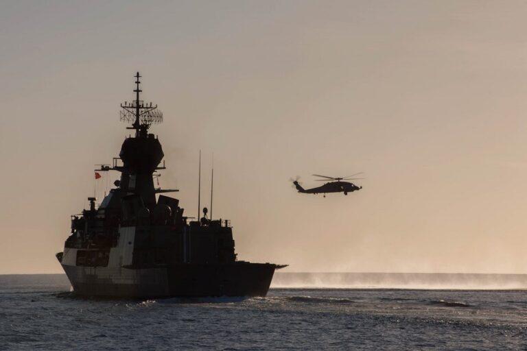 Australia and the U.S. kicks off Talisman Sabre 21