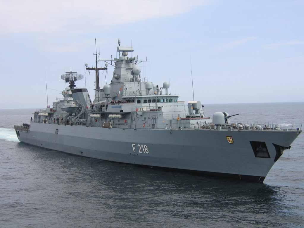 fregatte mecklenburg vorpommern f218 - naval post- naval news and information
