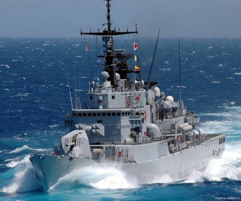 Italian Navy decommissions ITS Espero after 36 years of service