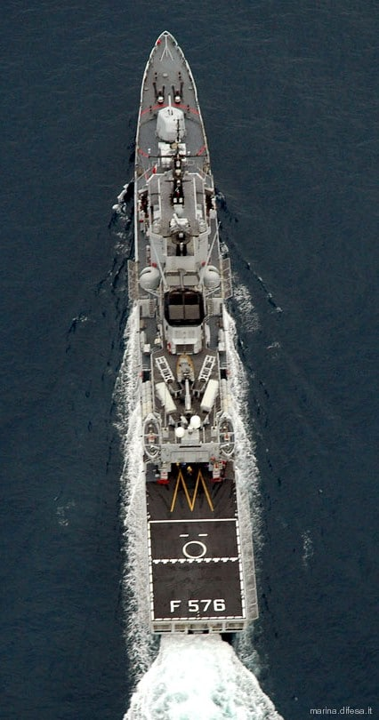 its espero f576 - naval post- naval news and information