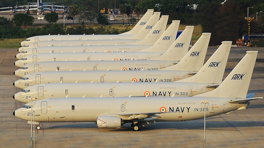 image 2 p 8i multimission maritime patrol aircraft - naval post- naval news and information