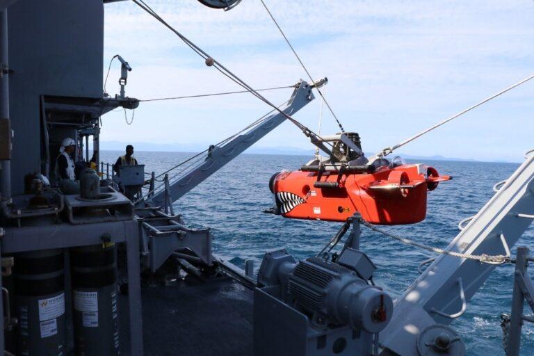 U.S. and Japanese navies conduct MIWEX 2JA Mine Warfare Exercise