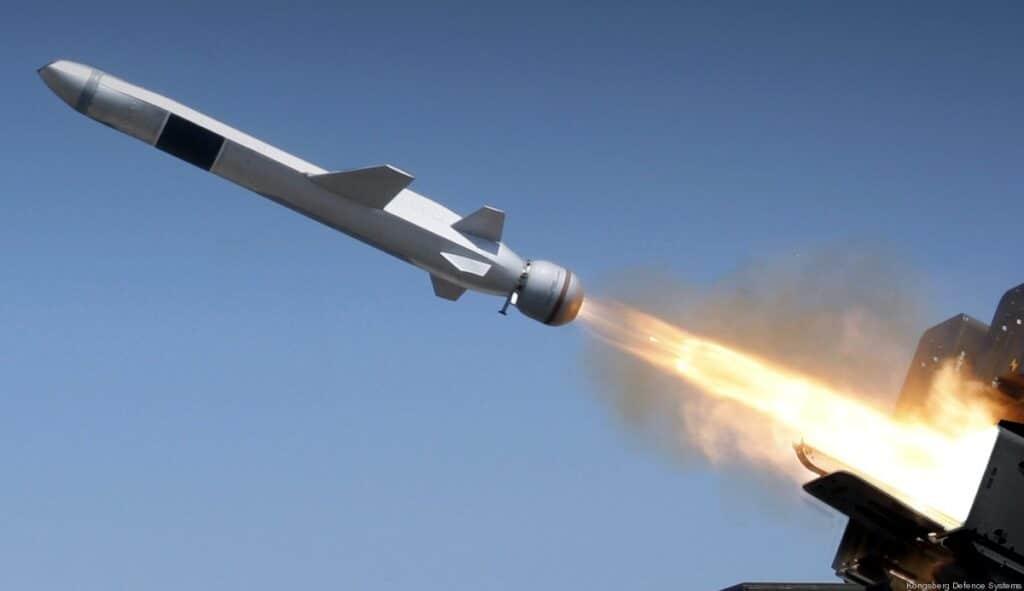 naval strike missile nsm 08 - naval post