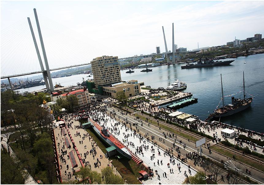 naval parade in vladivostok - naval post- naval news and information