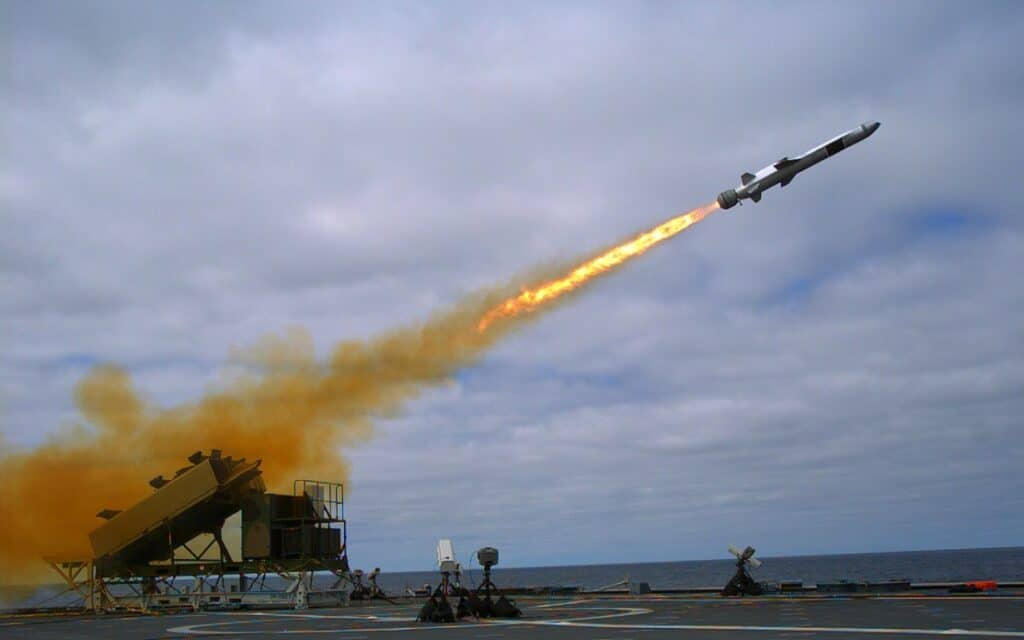 naval strike missile launch from uss coronado lcs 4 in september 2014 - naval post- naval news and information