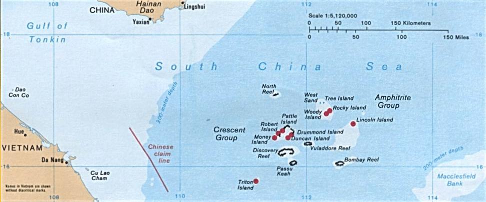 paracel 88 - naval post