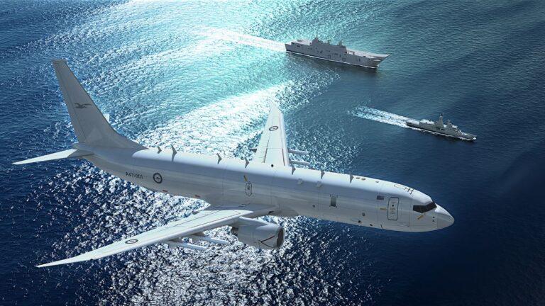 P-8 Poseidon: The New Generation Submarine Hunter