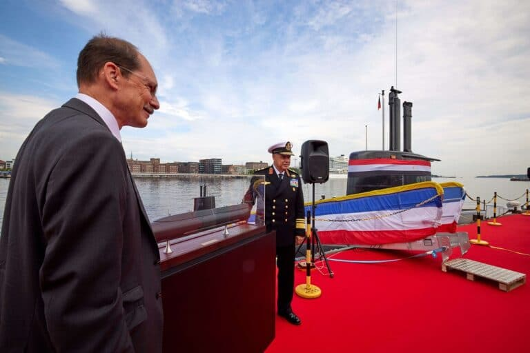 TKMS delivers 4th Type 209/1400 submarine to Egypt