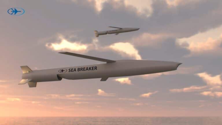 Sea Breaker: A breakthrough development for the Israeli Navy